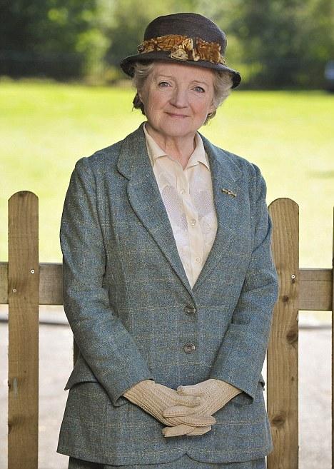 Agatha Christie Evans 2