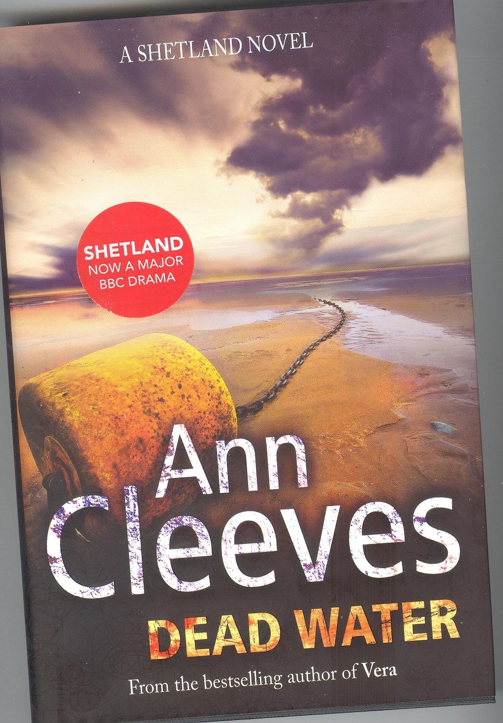 Ann cleeves dead water