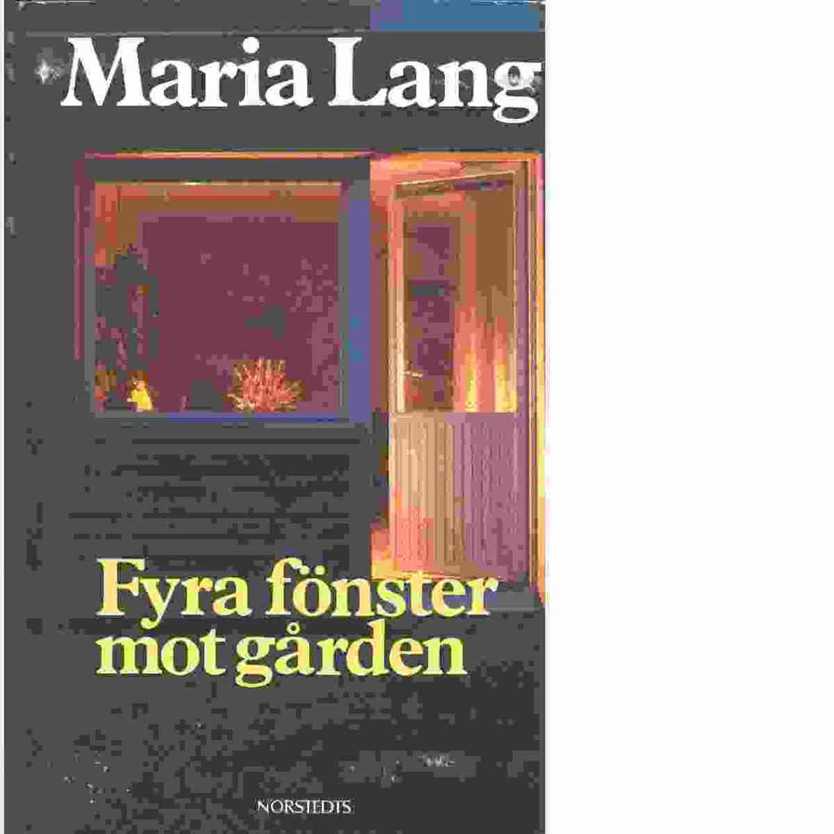 maria lang fyra fönster