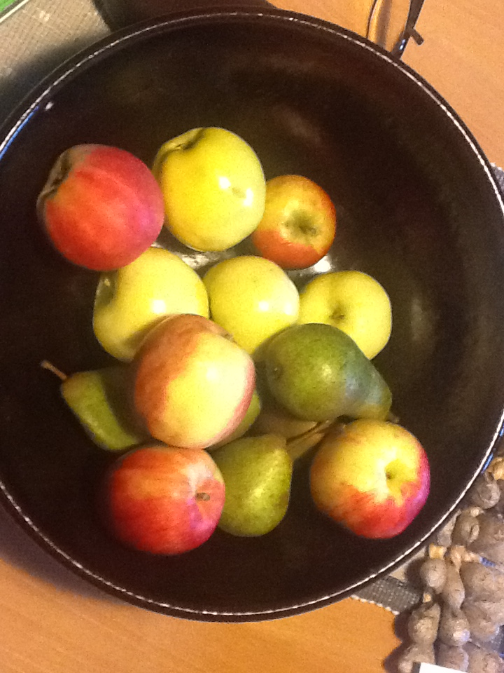 svensk frukt