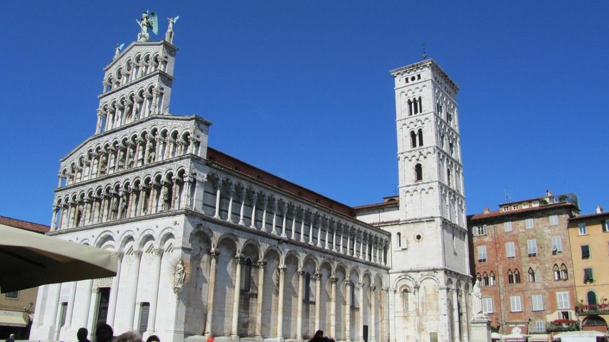 Lucca kyrka
