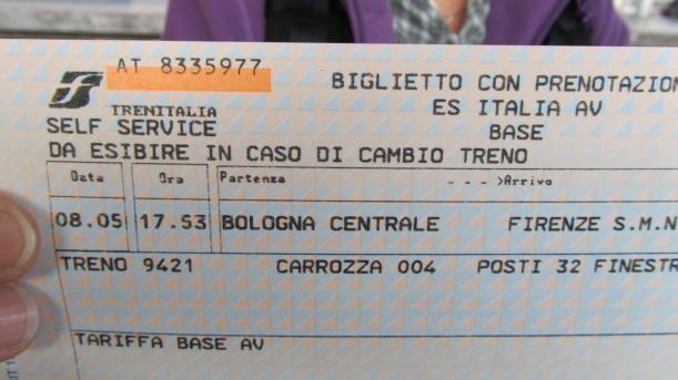 biljetten