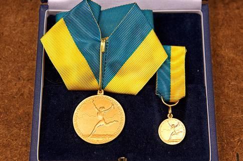 bragdmedaljen, bragdguld