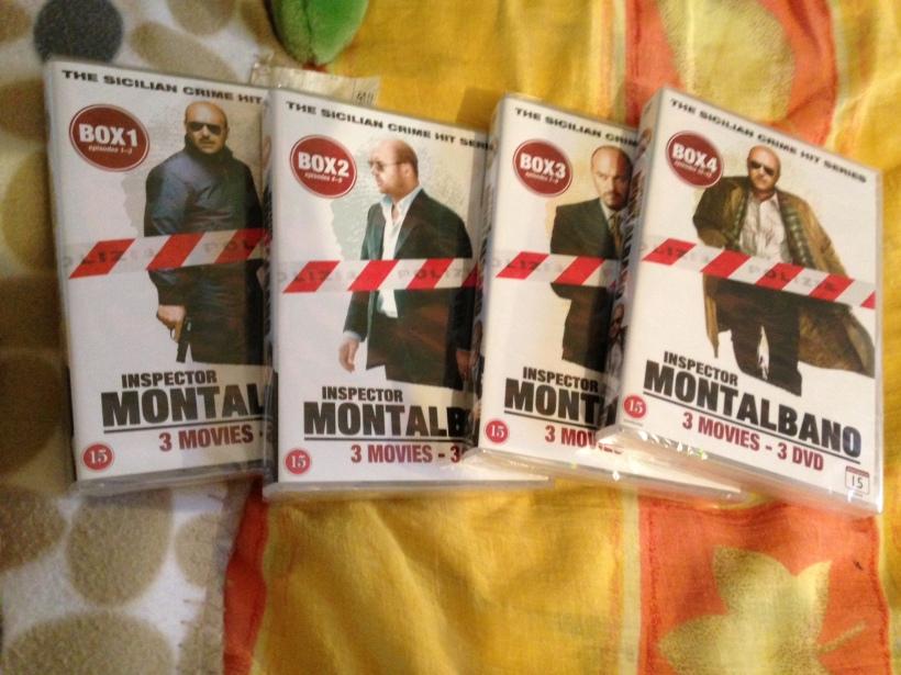 Montalbano dvd