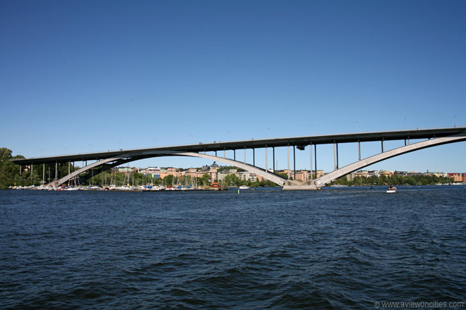 Il ponte ovest