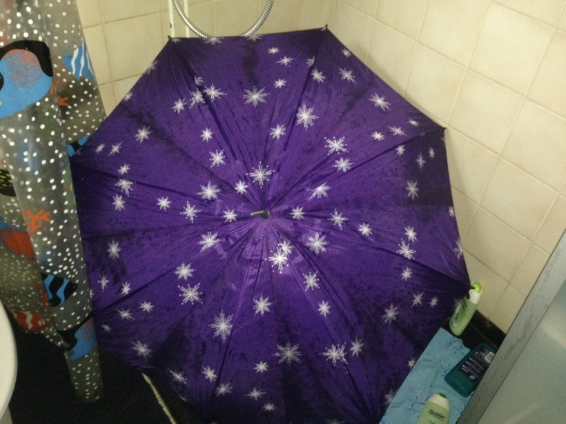 Paraply 6 juli