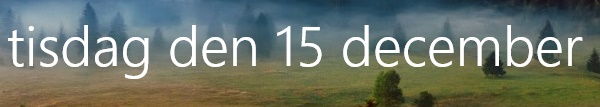 15 dec