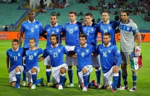 Italien fotboll